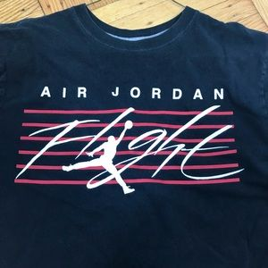 4b8c5d00b0da07 Jordan Shirts - Air Jordan Flight Tee shirt... 🔥🔥 Size Medium